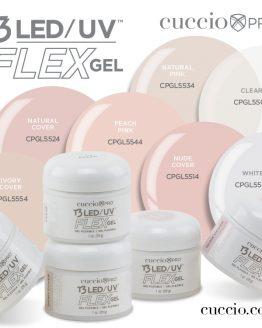 T3 Pro Flex Hard Gels