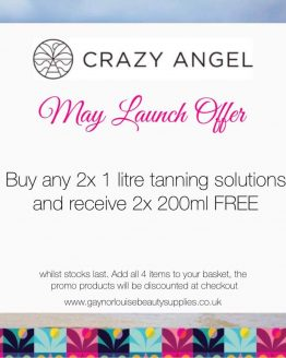 Crazy Angel Launch Offer